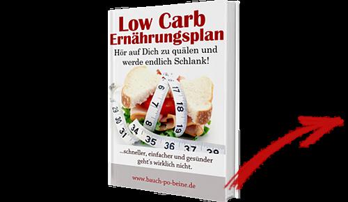 Low Carb Ernährungsplan kostenlose