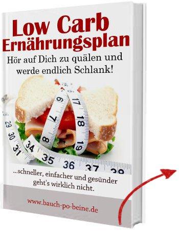 Low Carb Ernährungsplan: Der 7 Tage Ernährungsplan